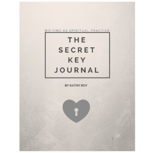 The Secret Key Journal by Kathy Roy